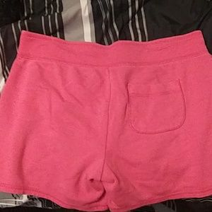 Justice Bottoms - Pink Justice shorts with pocket on the back